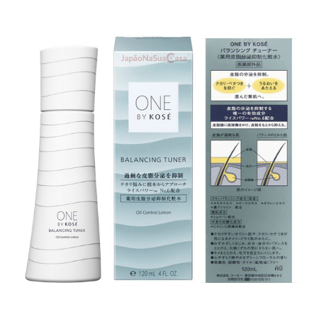 ONE BY KOSÉ BALANCING TUNER Oil Control Lotion