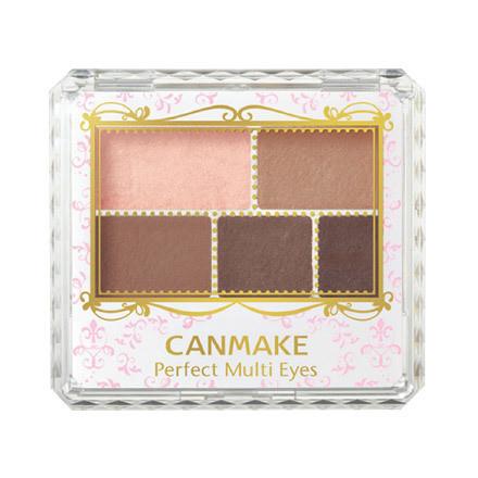 CANMAKE Perfect Multi Eyes [01]Rose Chocolat