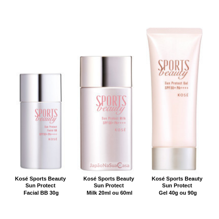 KOSÉ Sports Beauty Sun Protect SPF50+ PA++++