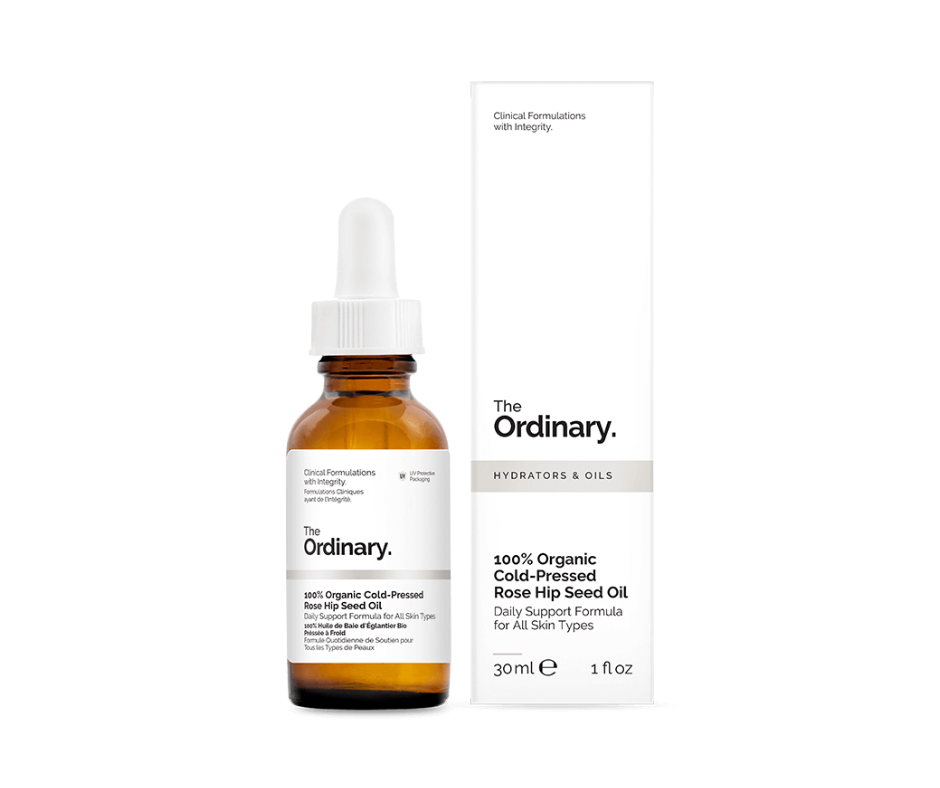 The Ordinary 100% Organic Cold-Pressed RoseHip Seed Oil