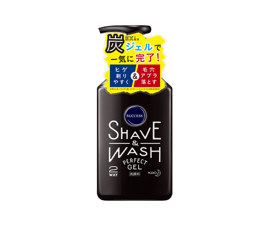 Success Shave & Wash Perfect Gel