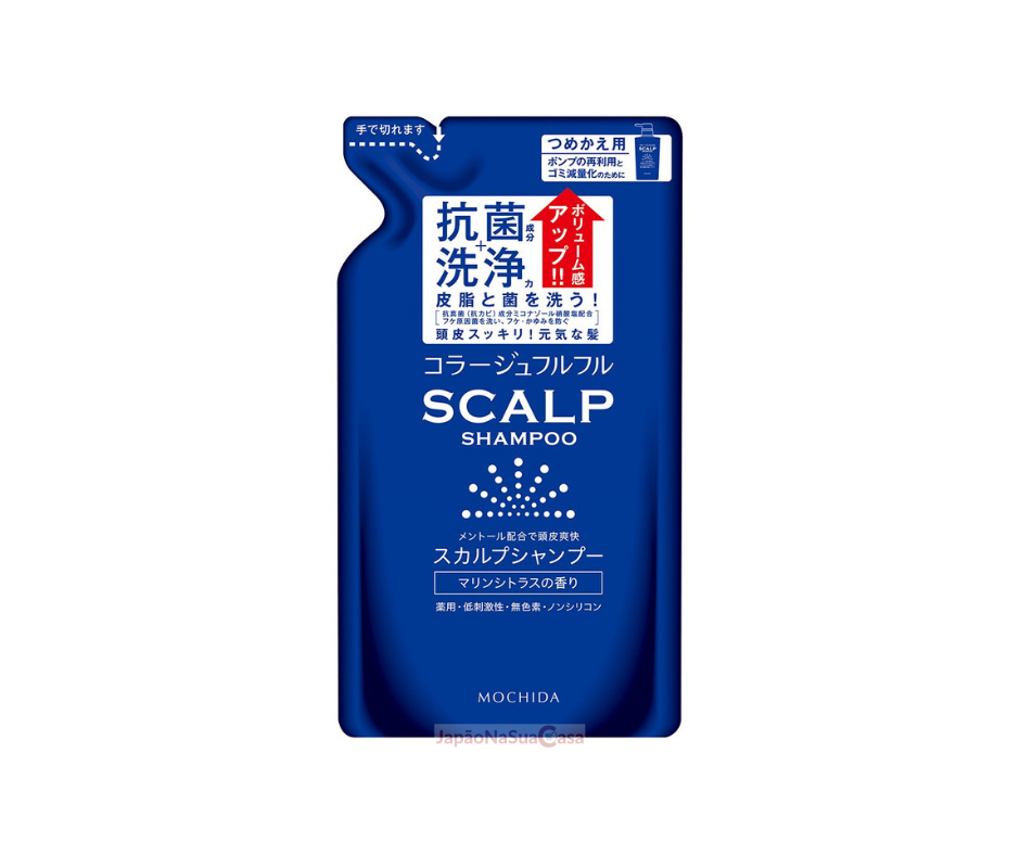 MOCHIDA Collage Furufuru Scalp Shampoo