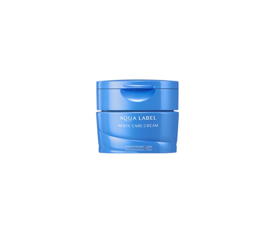 Shiseido AQUALABEL White Care Cream