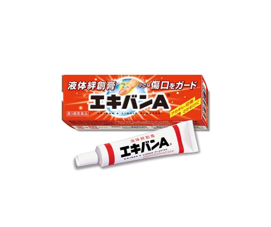 Ekivan A Liquid Plaster