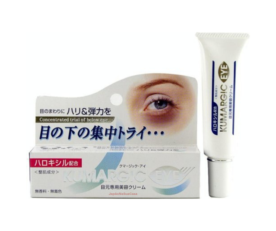 Kumargic Eye Cream - Dark Circles and Bag