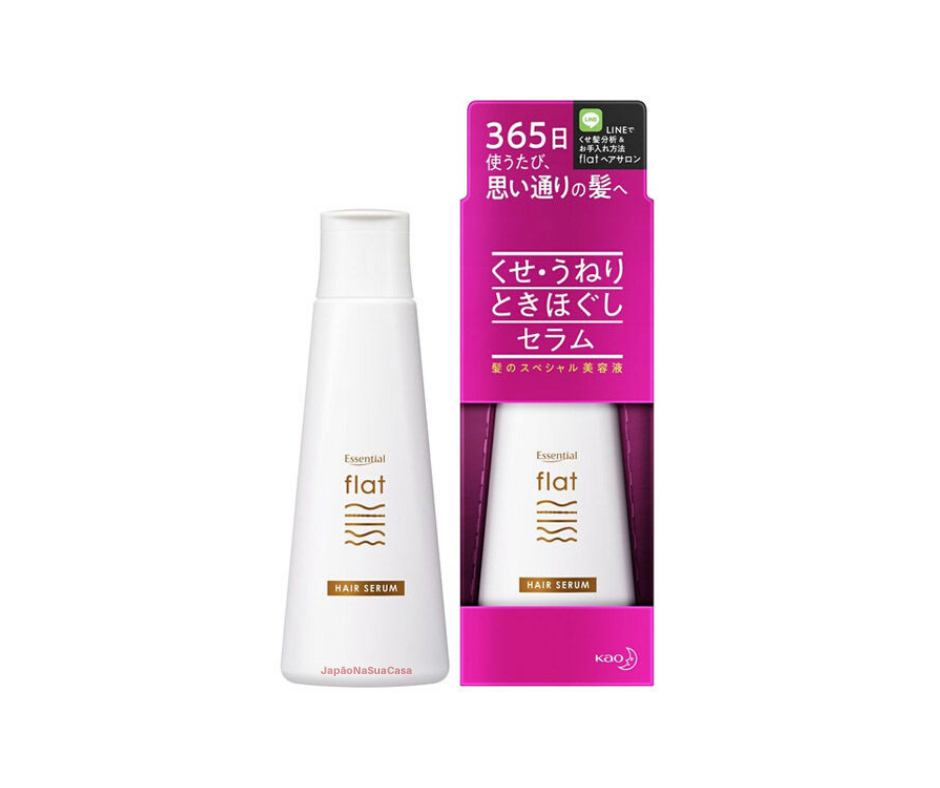 Essential flat Hair Serum