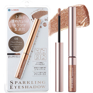the SAEM SPARKLING EYESHADOW