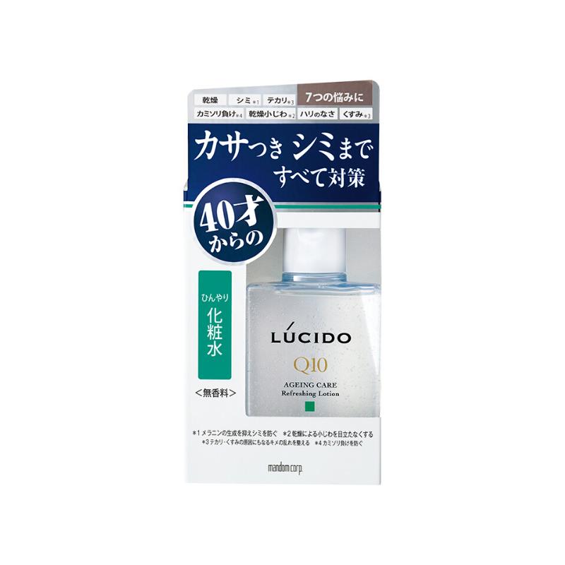 LÚCIDO Ageing Care Refreshing Lotion