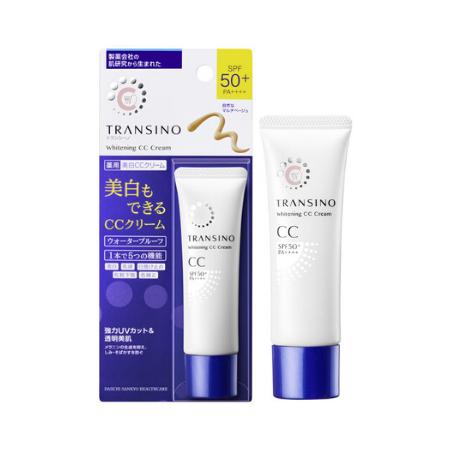 TRANSINO Whitening CC Cream SPF50+ PA++++