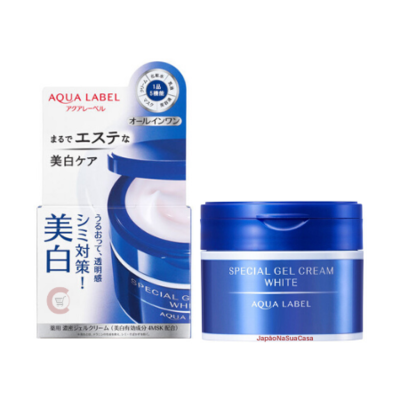 Shiseido AQUALABEL Gel Cream White