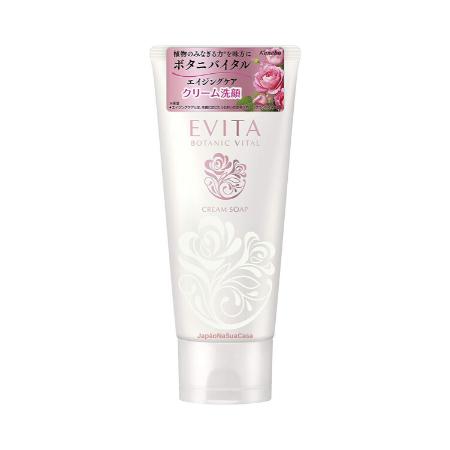 Kanebo EVITA Botanic Vital Cream Soap