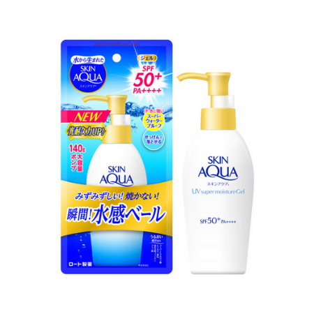 UV Super Moisture Gel SPF50+ PA++++