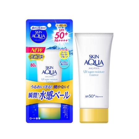 SKIN AQUA UV Super Moisture Essence SPF50+ PA++++