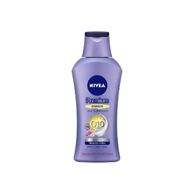 NIVEA Premium Body Milk Enrich Q10 Chamomile & Rose
