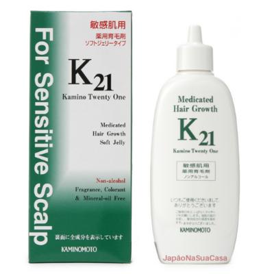 kamino 21 For Sensitive Scalp