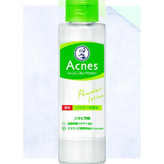 ROHTO Mentholatum Acnes Powder Lotion (Acne care)
