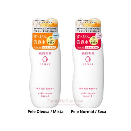 Shiseido Senka Junpaku White Beauty Lotion