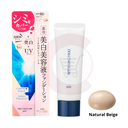 pdc DIRECTWHITEdeW Whitening Foundation