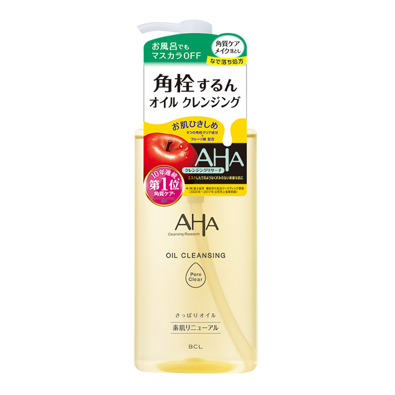 AHA Cleansing Research Oil Cleansing Pore Clear