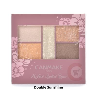 CANMAKE Perfect Stylist Eyes [Double Sunshine]