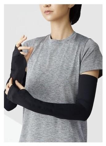 Uniqlo AIRism UV CUT mesh Arm Cover (Long)