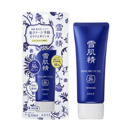 SEKKISEI Skincare UV Gel SPF50+ PA++++