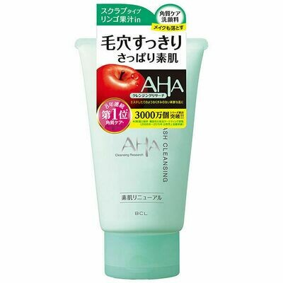 AHA Cleansing Research  Wash Cleansing