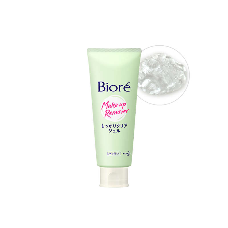 Bioré MakeUp Remover Firmly Clear Gel