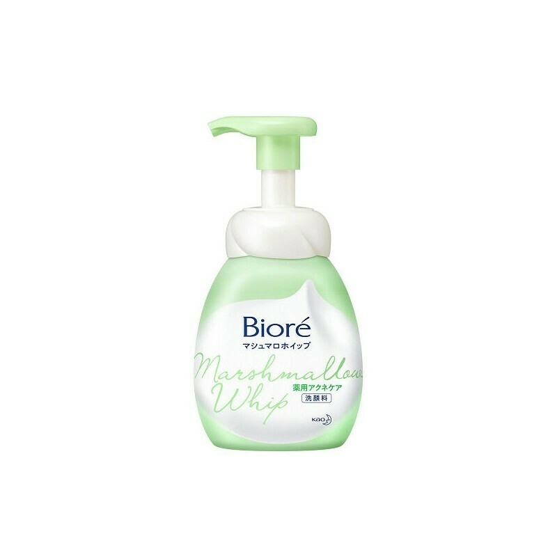 Bioré Marshmallow Whip Acne care