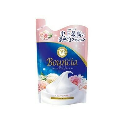 Bouncia Body Soap Airy Bouquet Refil