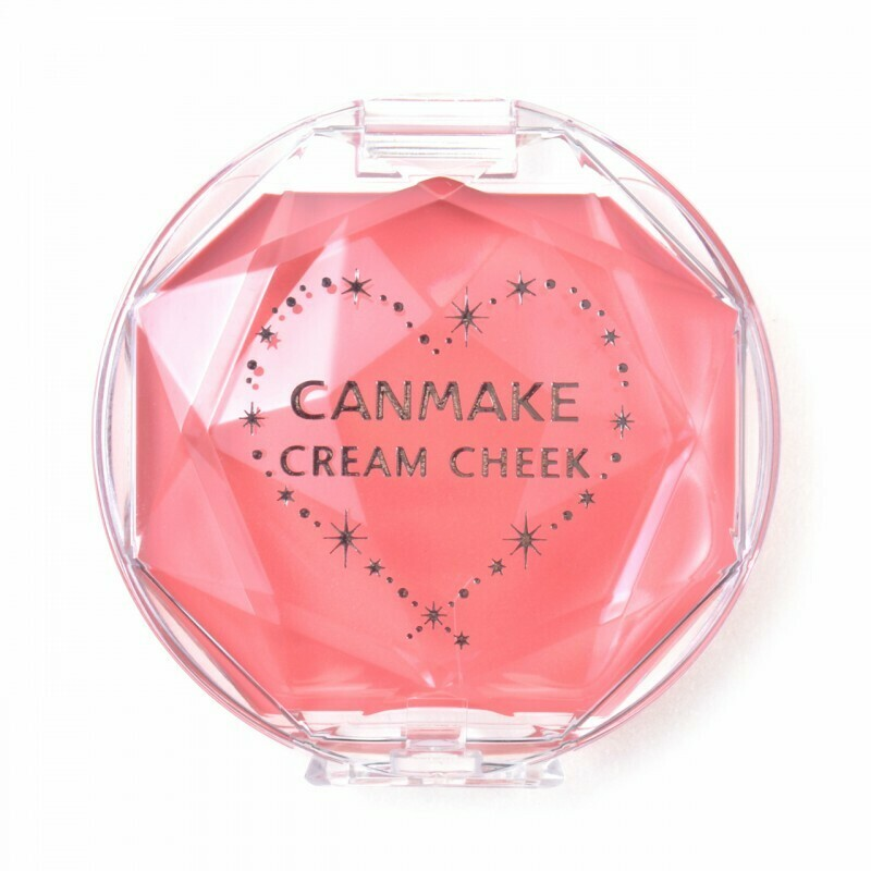 CANMAKE Cream Cheek [07]Coral Orange