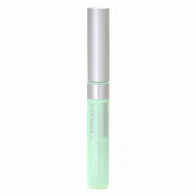 CANMAKE Cover & Stretch Concealer UV SPF50+ PA++ Cor: [C01]Light Green