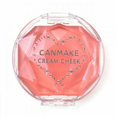 CANMAKE Cream Cheek [05]Sweet Apricot​