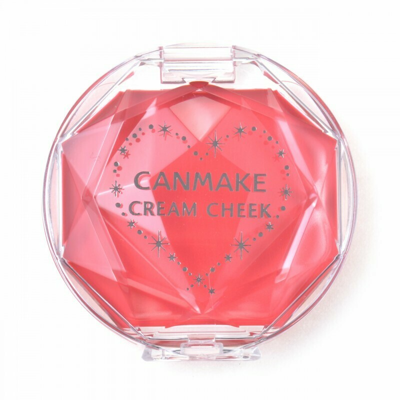 CANMAKE Cream Cheek [14]Apple Cream Red​