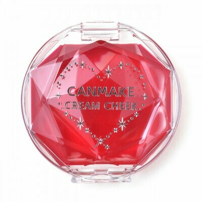 CANMAKE Cream Cheek [CL01]Clear Red Heart