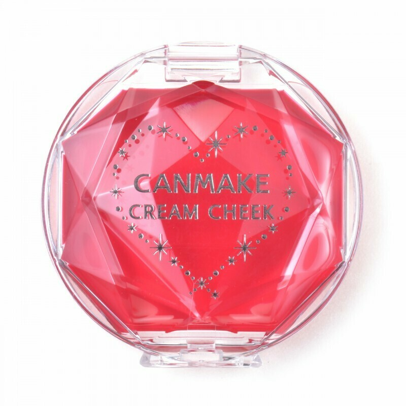CANMAKE Cream Cheek [CL08]Clear Cute Strawberry