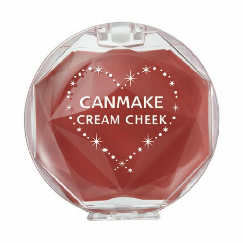 CANMAKE Cream Cheek [16]Almond Terracotta