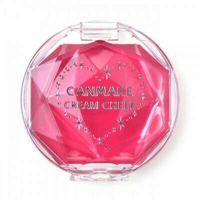CANMAKE Cream Cheek [CL09]Clear Raspberry Gelato