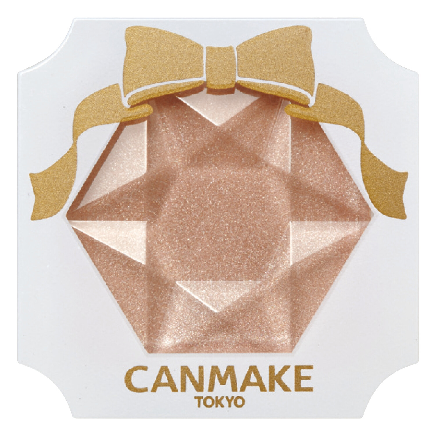 CANMAKE Cream Highlighter [01]Luminous beige