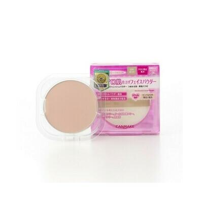 CANMAKE Marshmallow Finish Powder SPF26 PA++ Refil [MP]Matte Pink Ochre