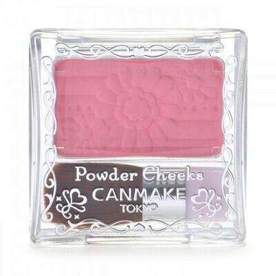 CANMAKE Powder Cheeks [PW20]Lollipop Pink