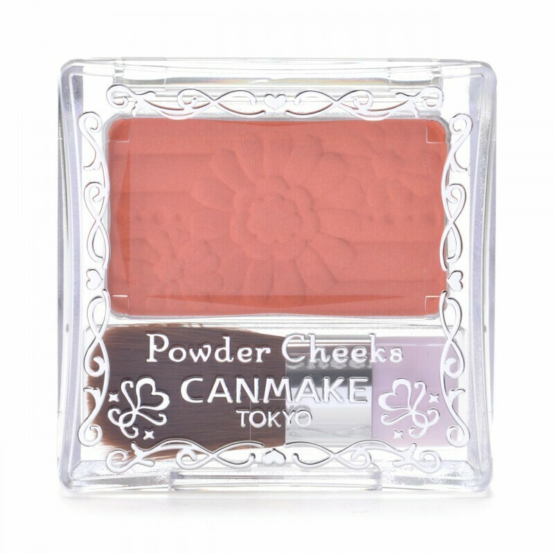 CANMAKE Powder Cheeks [PW25]Sugar Orange