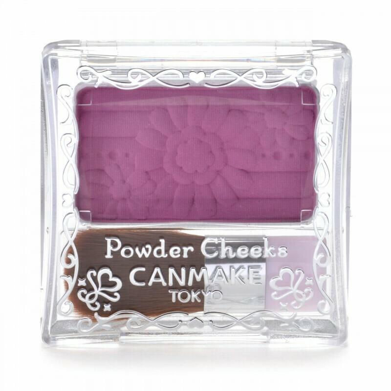 CANMAKE Powder Cheeks [PW39]Violet Purple