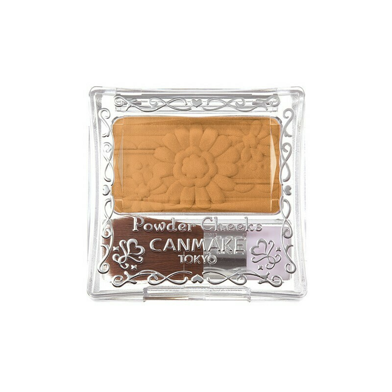 CANMAKE Powder Cheeks [PW40]Mimosa Yellow