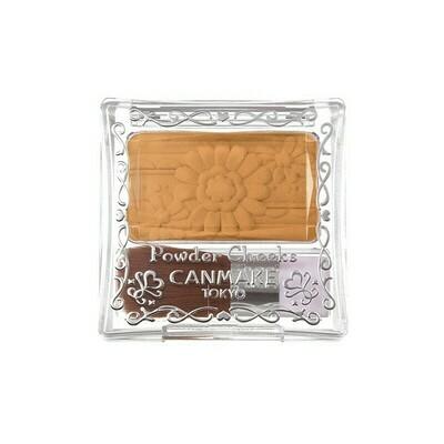 CANMAKE Powder Cheeks [PW40]Mimosa Yellow