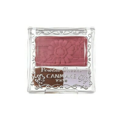 CANMAKE Powder Cheeks [PW41]Antique Rose