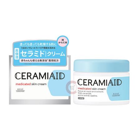 CERAMIAID Medicated Skin Cream 140g