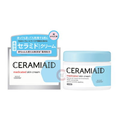 CERAMIAID Medicated Skin Cream 140g