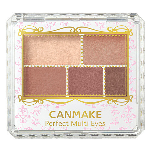 CANMAKE Perfect Multi Eyes [05]Almond Mocha