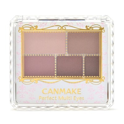 CANMAKE Perfect Multi Eyes [04]Classic Pink